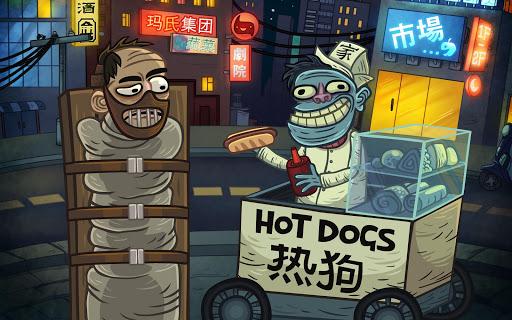 Troll Face Quest: Horror  screenshots 9