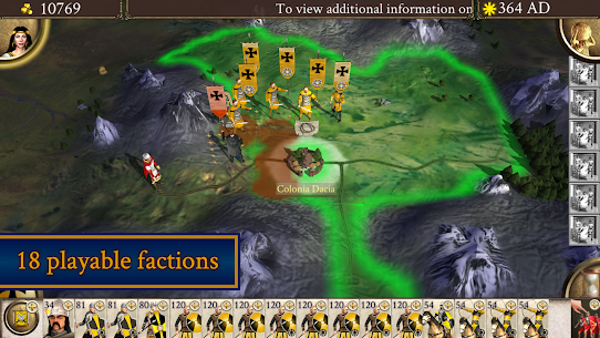 Baixar ROME Total War Barbarian Invasion – {Versão atualizada} 5