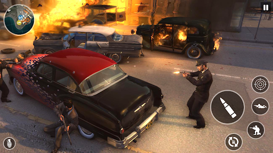 Free City Mafia Gangster Games – Open World Crime Games 4
