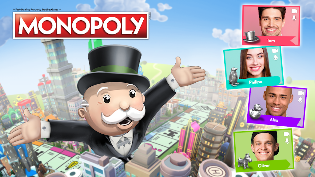 Monopoly - Board game classic about real-estate! poster 1