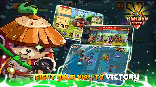 Heroes Defender Fantasy – Epic Tower Defense Game 1.1 Apk 1