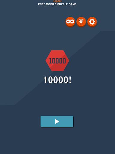 10000! - original indie puzzle (Big Maker) apkpoly screenshots 11