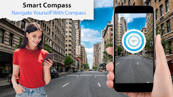 Free Digital Compass For Android