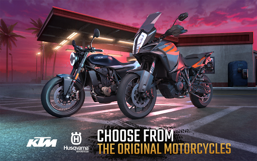 Moto Rider GO: Highway Traffic  screenshots 18