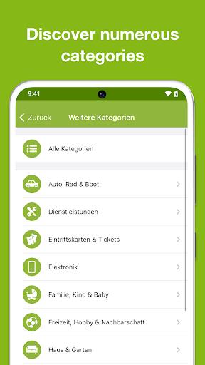eBay Kleinanzeigen u2013 your online marketplace android2mod screenshots 3