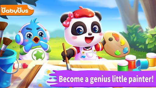 Baby Panda's Coloring Pages screenshots 1