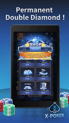 X-Poker - Online Home Game 1.3.0 Screenshots 7
