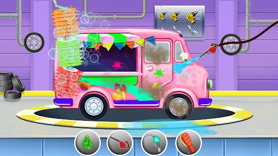 Car Wash- Kids Car Wash Cleaning Service Game 2021 1.1.4 screenshots 2