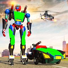 Grand Robot Car Transformation: Robot Car 3D Games APK