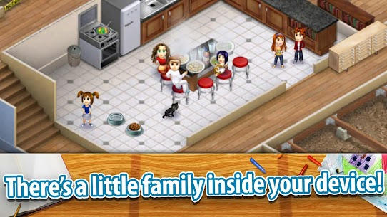 Virtual Families 2 MOD APK 1.7.6 Hacked (Unlimited Money) 1