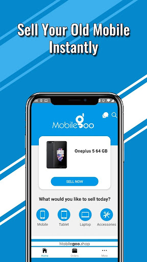 Mobilegoo - Sell Old Used Mobile Phone & Laptop 1.9.5 Screenshots 2