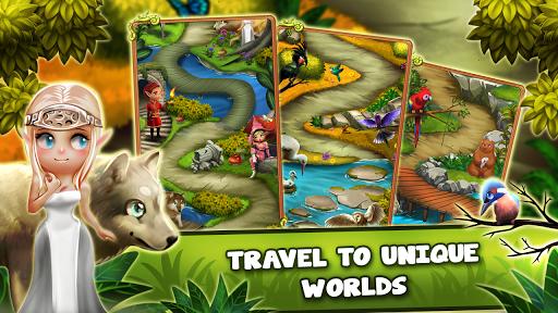 Match 3 Jungle Treasure u2013 Forgotten Jewels android2mod screenshots 2