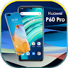 Huawei P60 Pro Launcher 2021: Themes & Wallpapers app apk icon