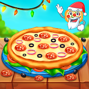 Pizza Maker - Kids Bakery Game