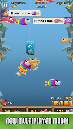 Ninja Fishing 2.5.2 screenshots 3