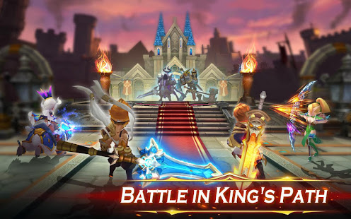 Mod Game Pocket Knights 2 for Android