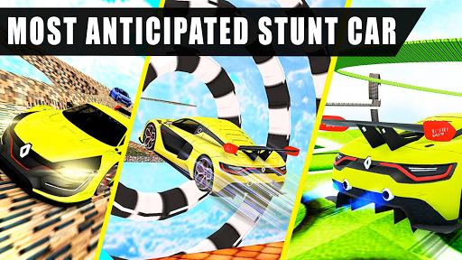 City GT Racing Car Stunts 3D Free - Top Car Racing screenshots 1