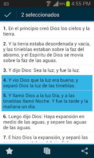 Santa Biblia Reina Valera  Screenshots 4