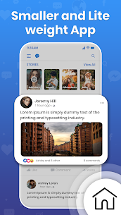 Lite for Facebook lite For Pc – Video Calls And Chats – Windows And Mac 2