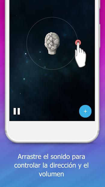 Captura de Pantalla 3 de Sleep Orbit: Sonido Relajante para android
