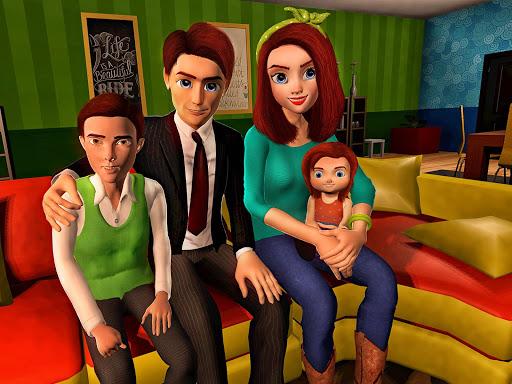 Virtual Mother Game: Family Mom Simulator 1.32 screenshots 10