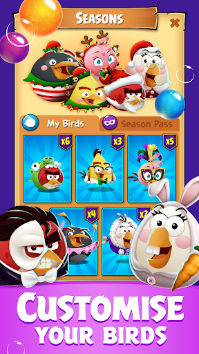 Angry Birds POP Bubble Shooter 3.92.3 screenshots 5