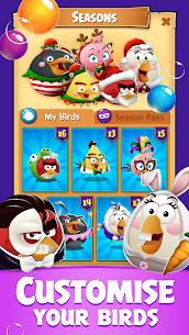 لعبة Angry Birds POP Bubble Shooter مهكرة Mod 5