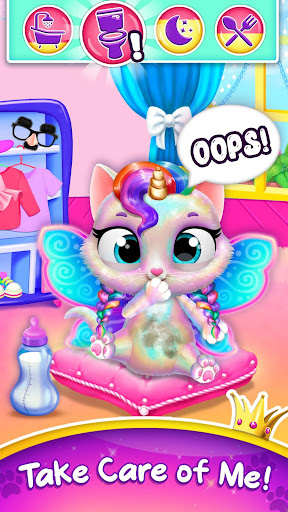 Twinkle - Unicorn Cat Princess 4.0.30010 screenshots 3
