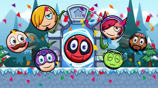 Bouncy Adventure - Ball Bounce Season 0.1.0 screenshots 15