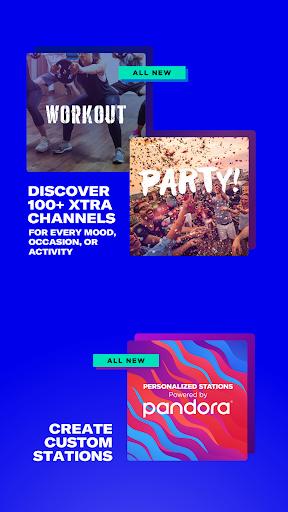 SiriusXM: Music, Radio, News & Entertainment screenshots 12
