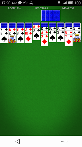 Classic - Spider Solitaire 4.7.6 Screenshots 4