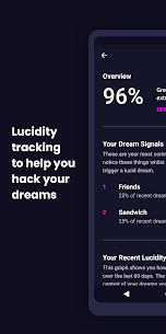 Luci 💤 – Intelligent Dream Journal & Lucid Guide 4.1.36 Apk 3