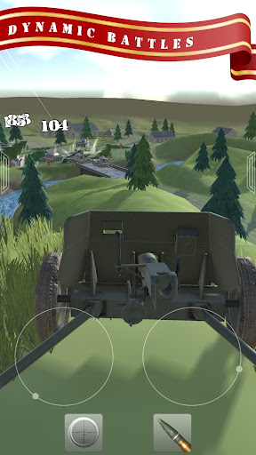 Tanki USSR Artillery Shooter - Gunner Assault 2 screenshots 1