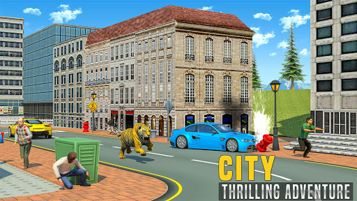 Virtual Tiger Family Simulator: Wild Tiger Games screenshots 4