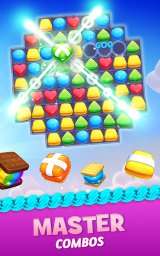 Cookie Jam Blastu2122 New Match 3 Game | Swap Candy 6.60.105 screenshots 5