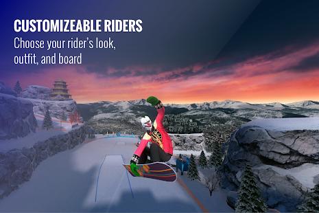 Snowboard Party: World Tour Pro Screenshot