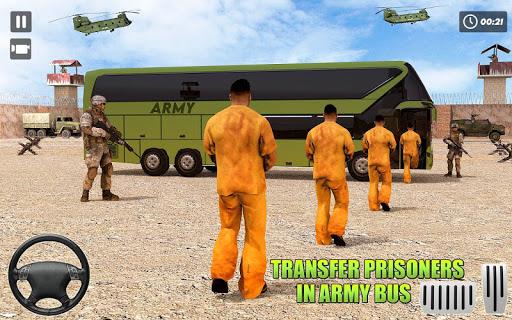 Army Bus Driver u2013 US Military Coach Simulator 3D 0.1 screenshots 3