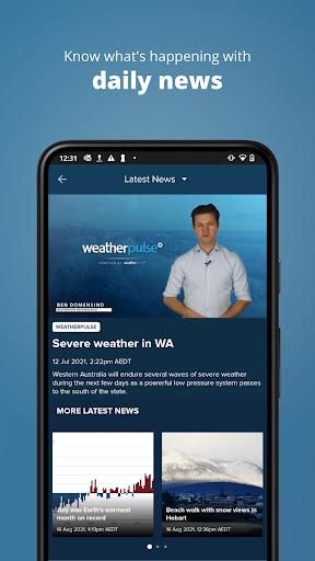Weatherzone: Weather Forecasts, Rain Radar, Alerts apktram screenshots 7