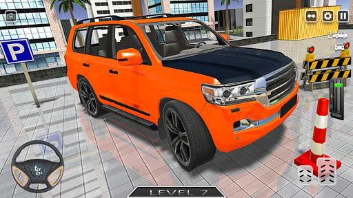 New Prado Car Parking Free Games - Car Simulation 2.0 screenshots 1