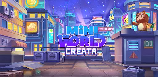 Mini World: CREATA  screen 0