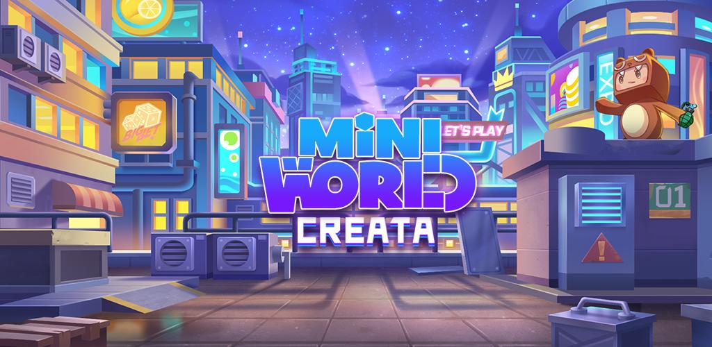 Mini World: CREATA poster 0