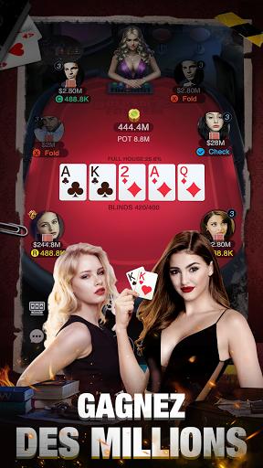 Code Triche Holdem or Foldem - Poker Texas Holdem (Astuce) APK MOD screenshots 1
