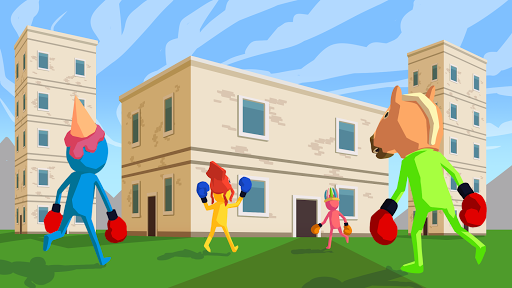 Gang Boxing Arena: Stickman 3D Fight apkslow screenshots 16