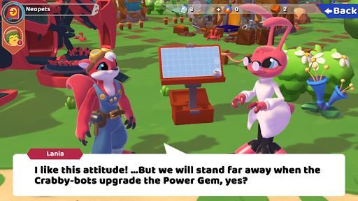 Neopets: Island Builders  screenshots 15