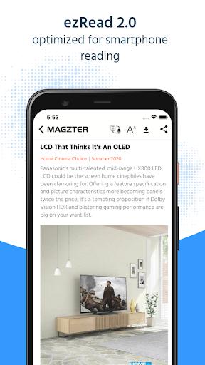 Magzter: Digital Magazines & Newspapers  Screenshots 5