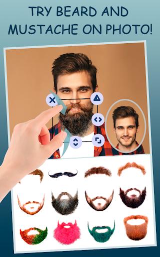 Men Makeup Photo Editor Handsome!ud83cudfc6 1.4.8 Screenshots 10