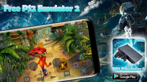Free Pro PS2 Emulator 2 Games For Android 2019  Screenshots 4