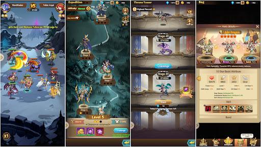 Knight's Raid: Lost Skytopia  Pc-softi 18