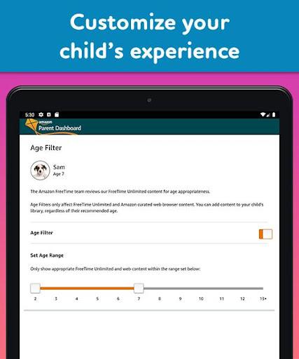 Amazon Kids+: Kids Shows, Games, More 2.1.0.203888 Screenshots 15