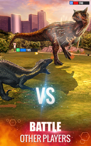 Jurassic World Alive 2.9.29 screenshots 3
